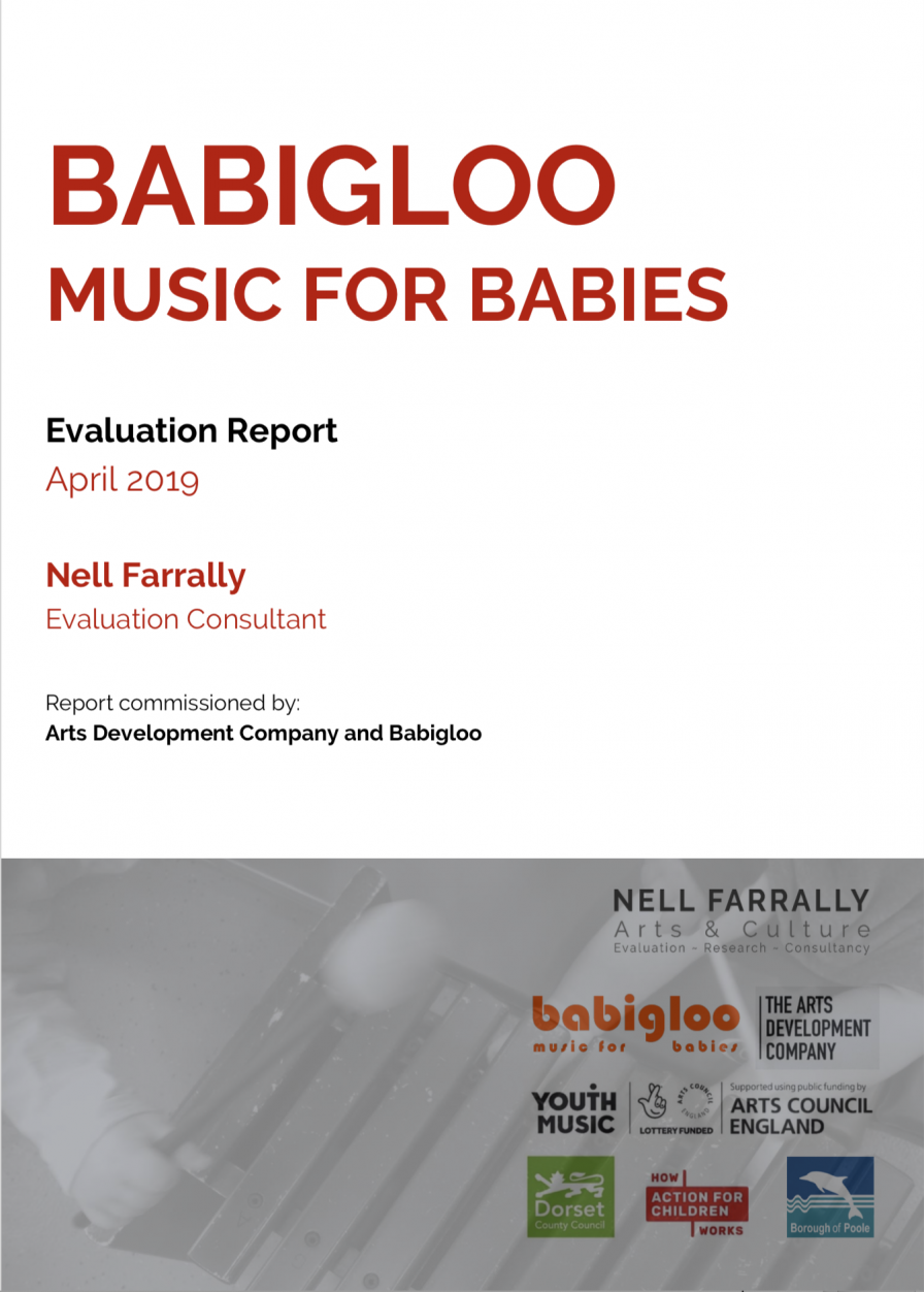 An independent evaluation into a years programme using classical music with babies 0-12 months