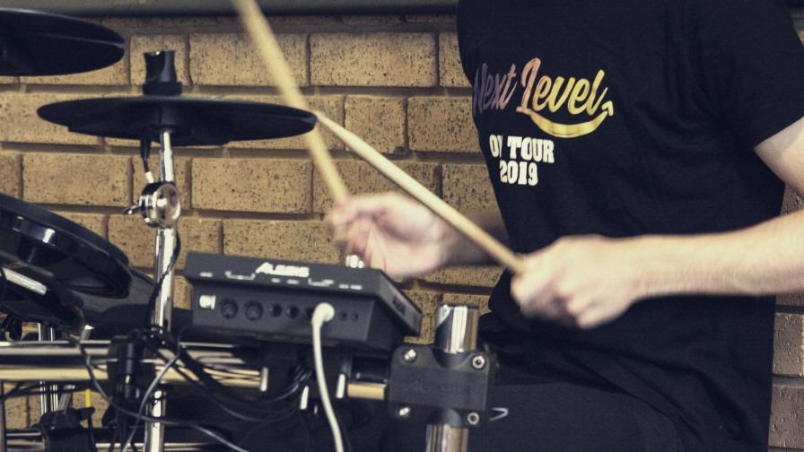 Next Level Band Drummer