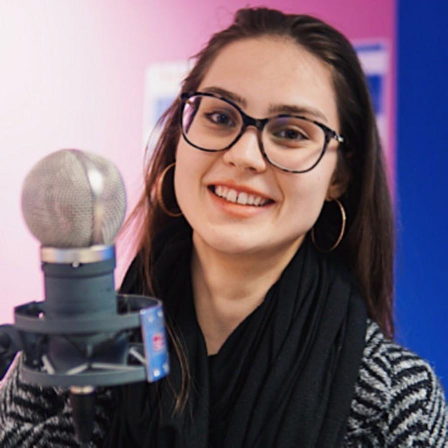 Researcher Marusa Levstek, University of Sussex
