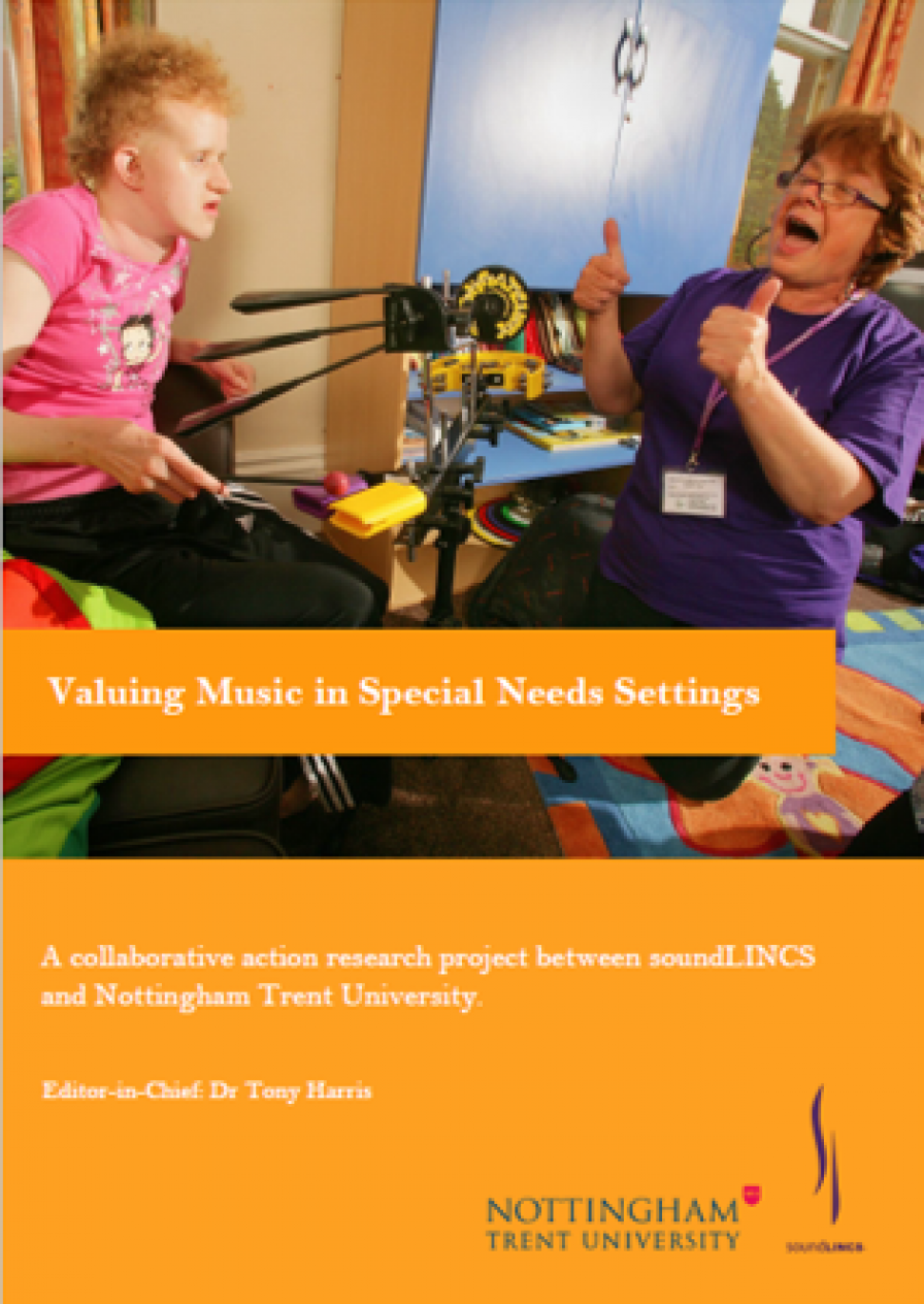 Valuing Music in Special Needs Settings