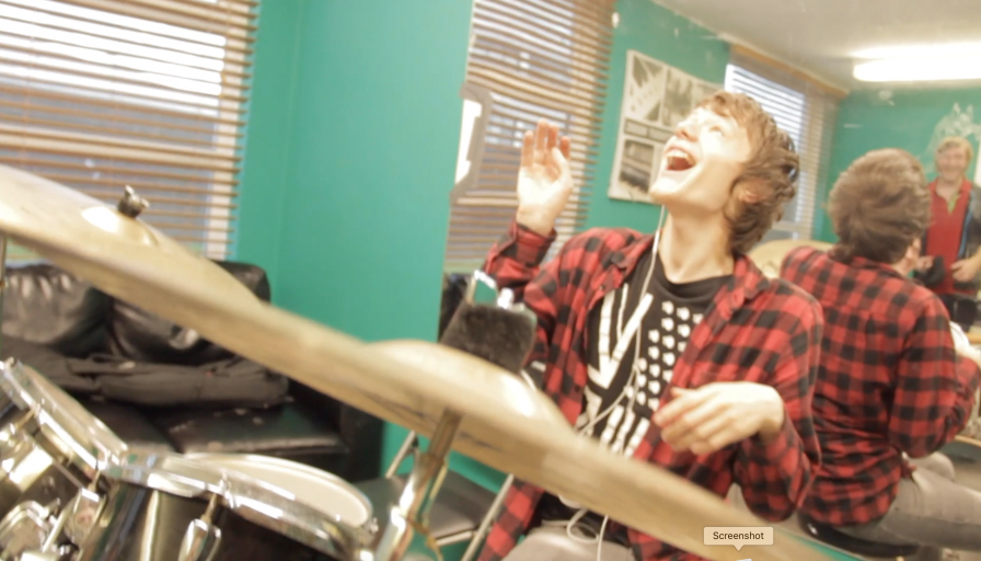 Dan The Drummer - He wasn't but now he will be forever.