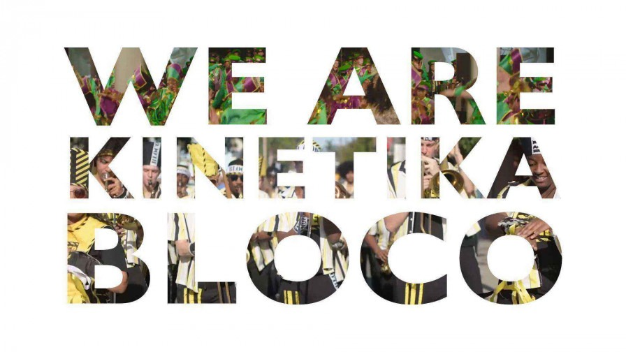 We are Kinetika Bloco