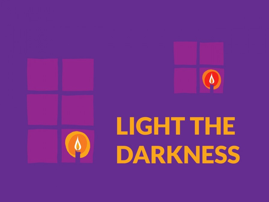 "Commemorating Holocaust Memorial Day 2021 and being a ""Light in the Darkness""."