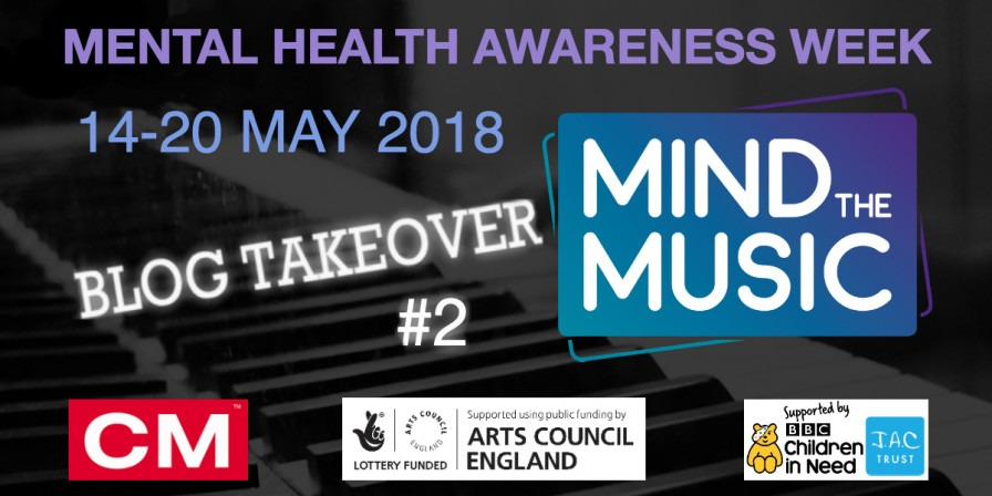 Community Music's Mind The Music - Mental Health Awareness Week Blog #2 - Is Music Good For Us?