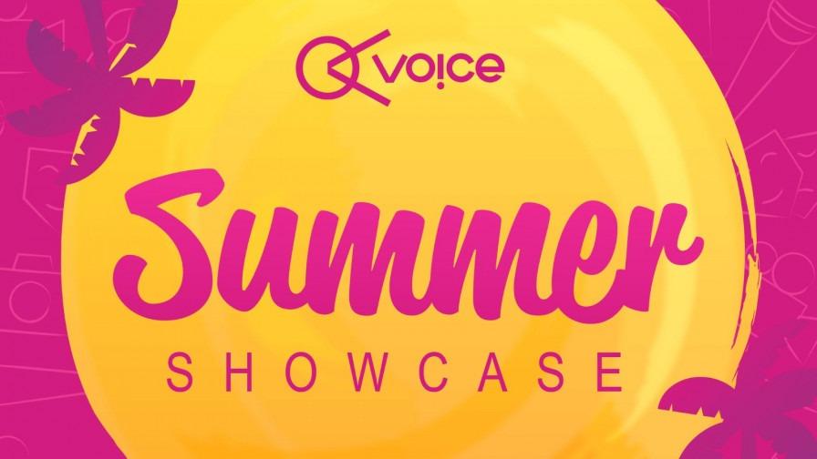 Voice Summer Showcase