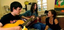 Music-based Mentoring: Mentoring Alongside the Music