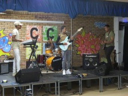 First fruits of Youth Music grant at the Crawley Sound Project