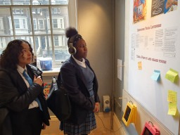 Our Arts Trip to Battersea Arts Centre