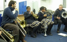 New Youth Music Module: Exchanging Notes Evaluation