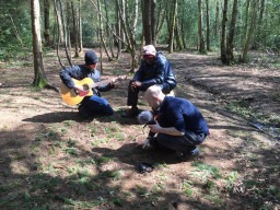 Nature based music making - Transferable Life Skills