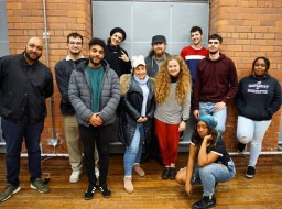 Reform host their Soundcamp Music Industry Day in their new studios.