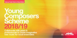 NYCGB Young Composer Scheme 2018-19