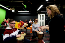 A grassroots approach to disability awareness in music