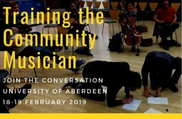 Training the Community Musician