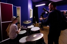 Transition from tuition to community music practice