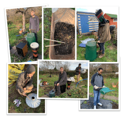 Musical Allotment - Reflections by a Young Person