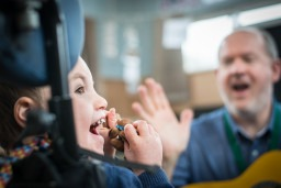 Getting to the Heart of the Matter: Why do we make music with children and young people with PMLD?