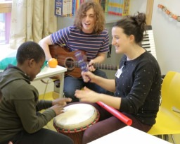 Be My Buddy: Paired Music Delivery at Alder Hey Children's Hospital