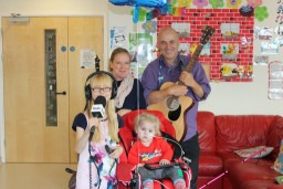 LIME Music for Health feature in dedicated CBeebies programme about life and music-making in Royal Manchester Children's Hospital