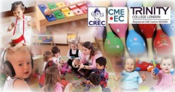 CERTIFICATE FOR MUSIC EDUCATORS: EARLY CHILDHOOD