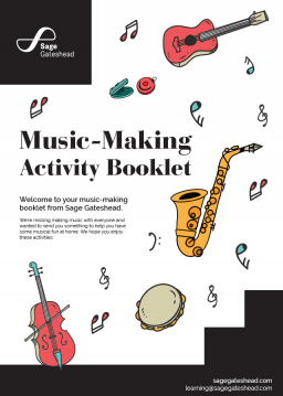 Music Making Activity Booklet