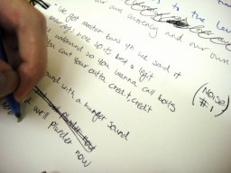 How Can Lyric Writing Encourage Personal Development