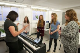 Music Tutor CDP:  Gospel Singing Workshop with British Gospel Arts