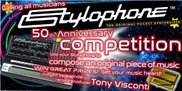 Dubreq kindly donate Stylophone equipment to Carousel for use on learning disability music projects. They are also holding an exciting competition, a perfect challenge for young musicians / music students!