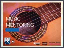 'E'- Book Resources for Music Mentoring