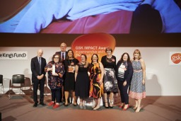 WILD Young Parents Project Wins GSK Impact Award