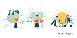 Get Playing! Music Mark launches new campaign to celebrate musical learning