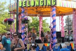 Belonging Bandstand