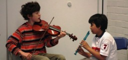 Young people develop collaboration and leadership skills with South West Music School