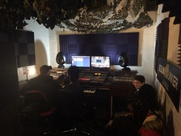 Northampton Academy At Soundbunker Recording Studio