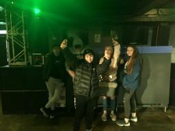 Progress Thrapston at Soundbunker Studios