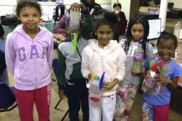 Children Creating Music.