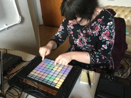 Synthesize Me! Working with learning disabled musicians to trial new software patches created by software developer Sam Halligan