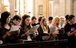 Singing opportunities for young people: London and South East