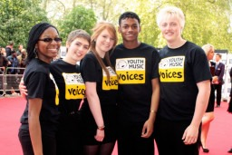 Singing opportunities for young people: South West