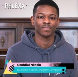 Meet the Phlexx Collective • Introducing Gaddiel Nketia
