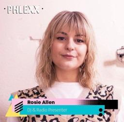 Meet the Phlexx Collective • Introducing Rosie Allen
