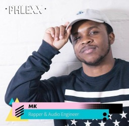 Meet the Phlexx Collective • Introducing MK