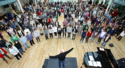 Singing opportunities for young people: Yorkshire