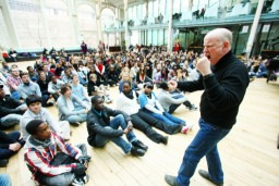 Singing opportunities for young people: East of England
