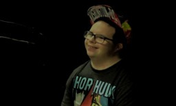 Jonny the Wolf - Rapper - Representing people with Down's Syndrome