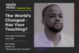The World's Changed – Has Your Teaching? (Empower Hour)