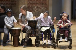 What are Youth Music looking for from music projects working with D/deaf and Disabled children and young people?