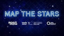 MAP THE STARS Online Musician Development Course