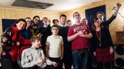 Young DaDa Ensemble records their debut album