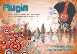 My view on how music can support young people with mental health conditions and how it can aid their recovery by Megan Burke (Youth Music Leader on Quench Arts' Plugin project)
